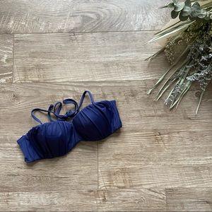 H&M Bandeau Bikini Top size 34B